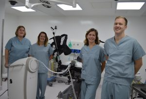 First prostate brachytherapy treatment takes place in East Anglia