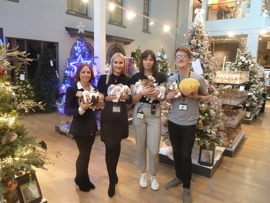 Charity's Christmas gift appeal for patients