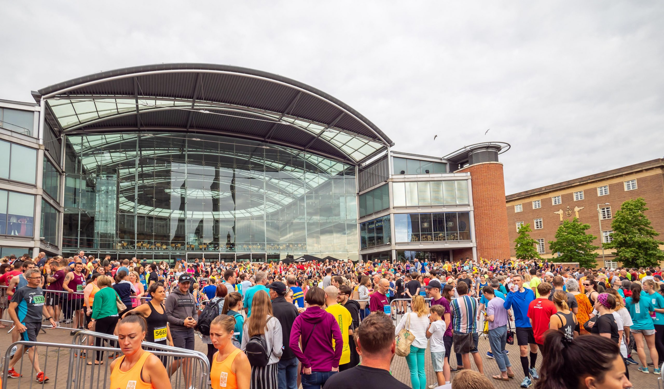 Charity delighted to be Run Norwich 2020 partner