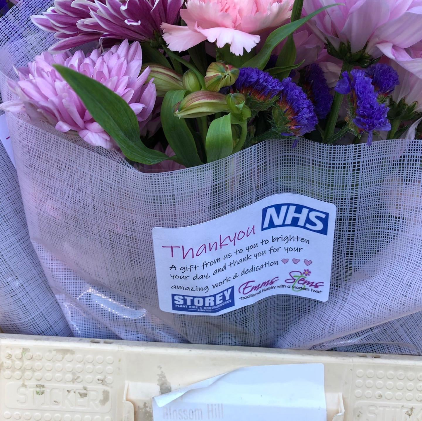 A huge thank you from NNUH