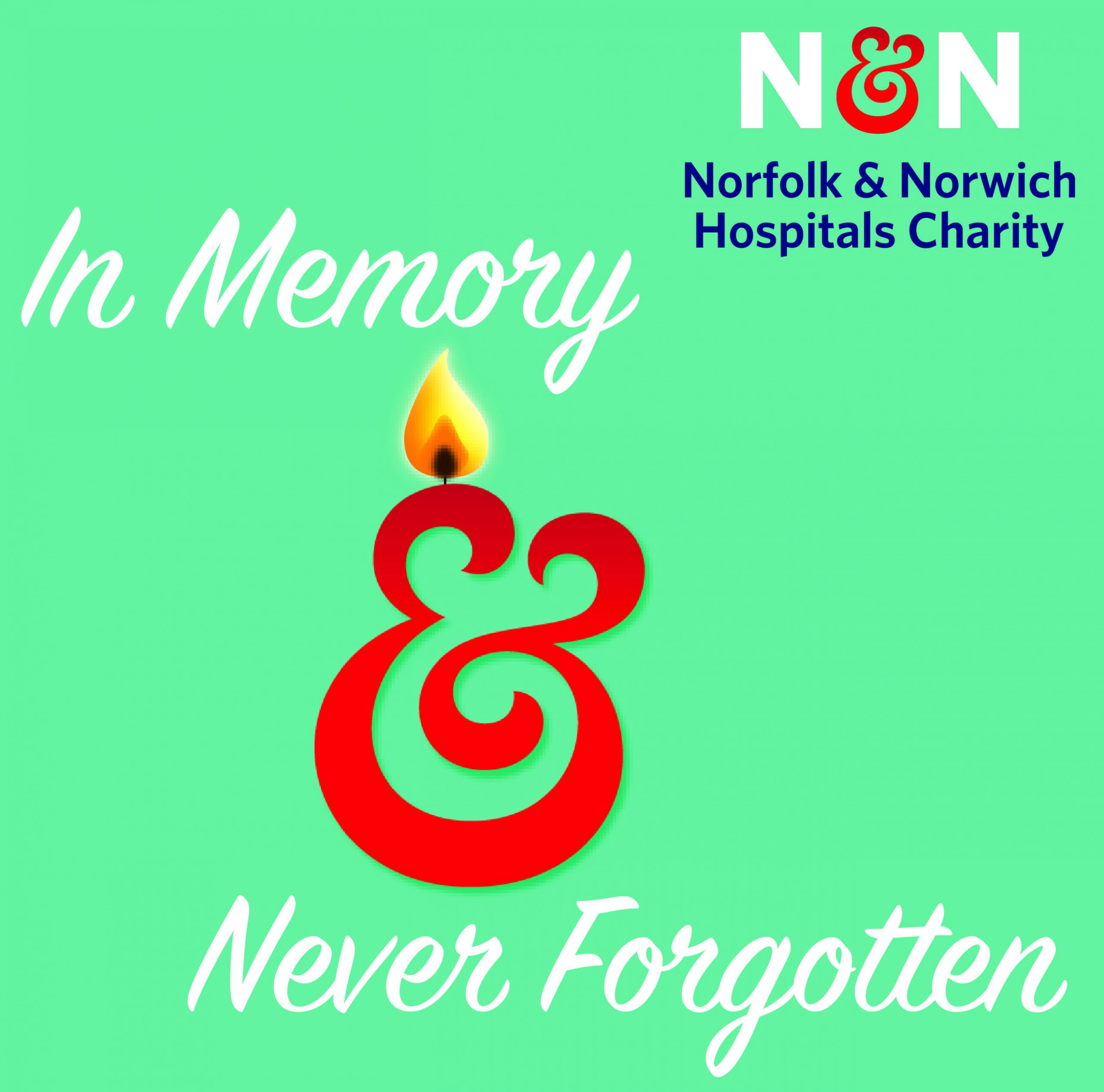 First annual In Memory & Never Forgotten remembrance service