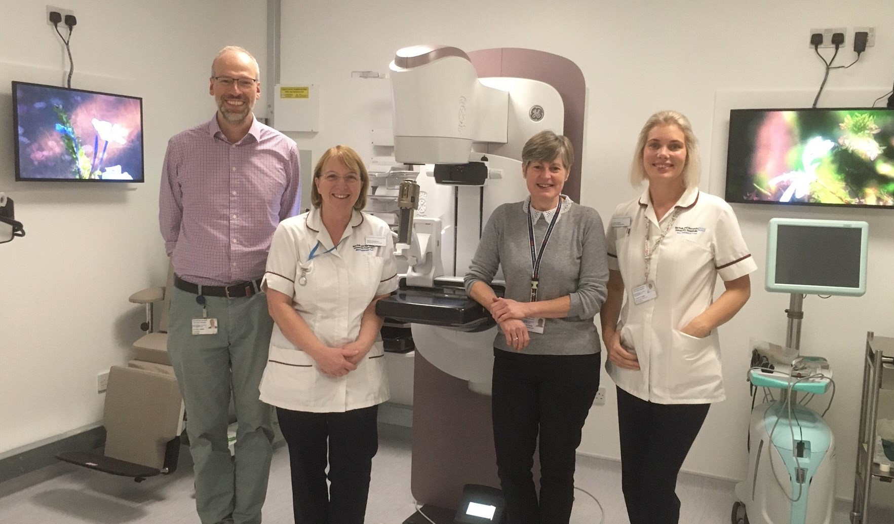 New breast cancer unit takes shape as part of Boudicca Appeal