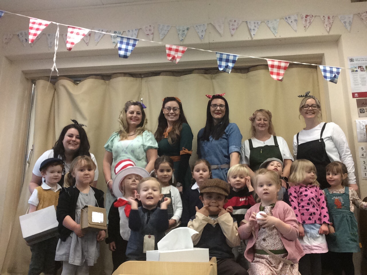 Children's World Book Day supports hospital charity