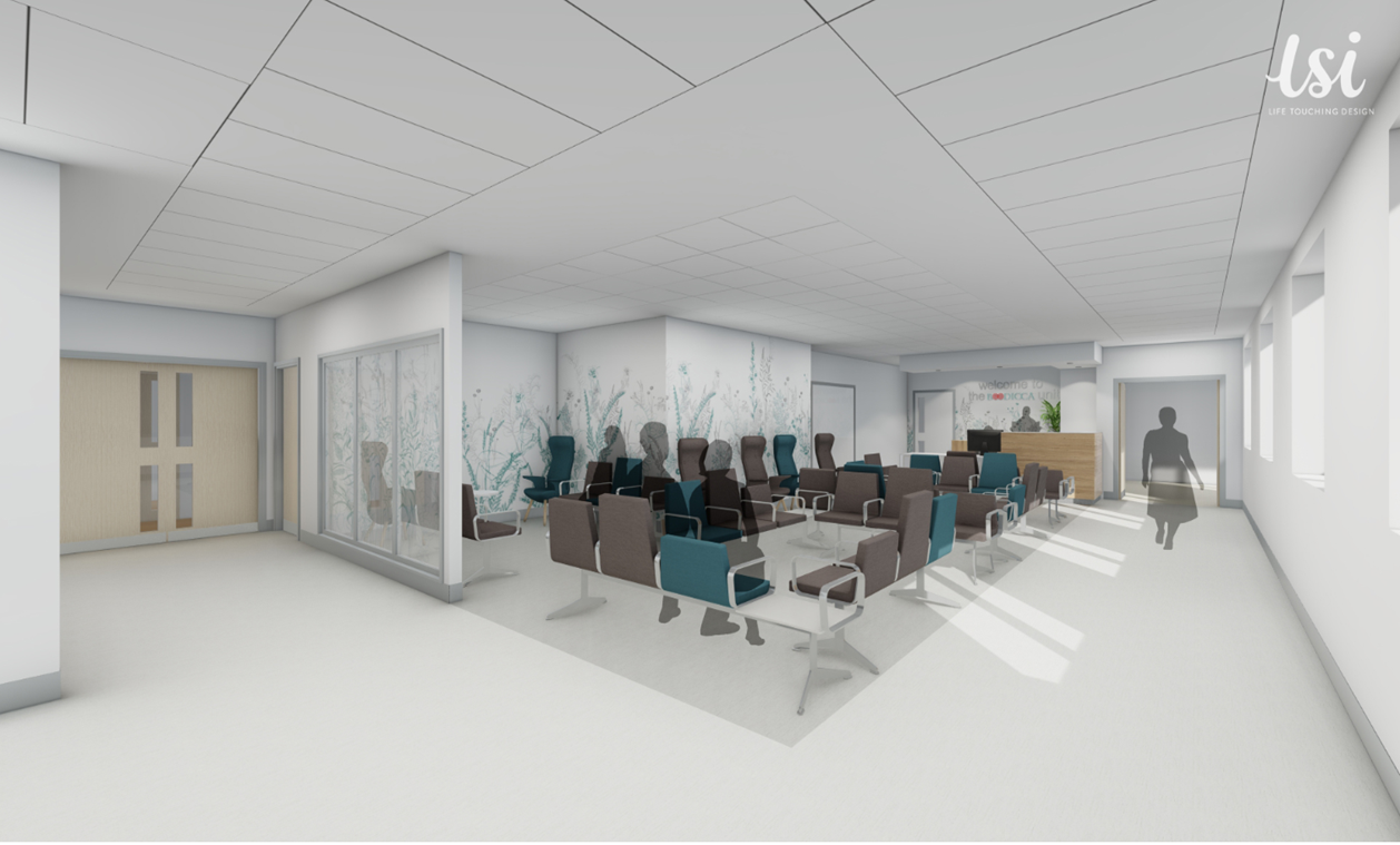 First look at plans for new look breast cancer unit